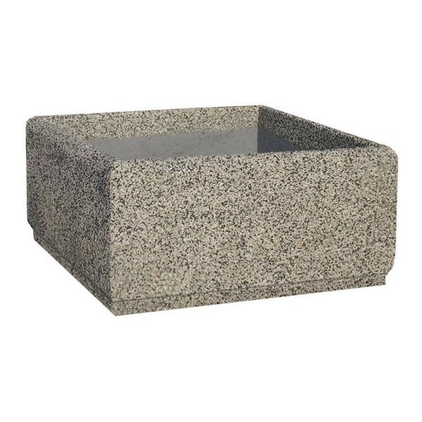 Donica betonowa kwadratowa 100x100x50 kod: 234