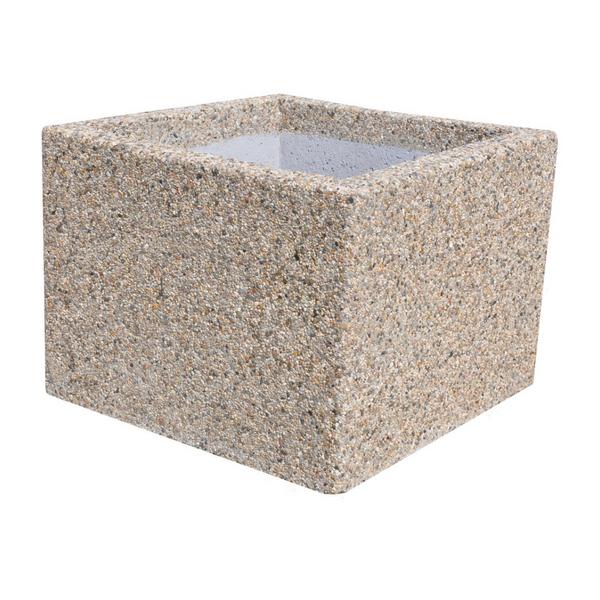 Donica betonowa kwadratowa 80x80x60 kod: 256