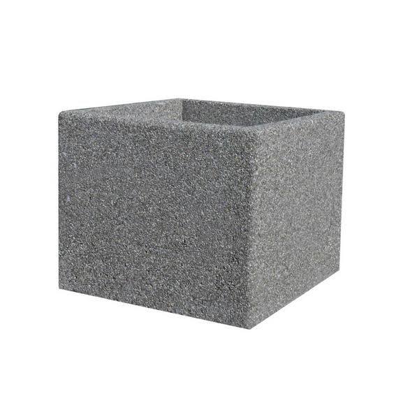 Donica betonowa kwadratowa 60x60x50 kod: 278