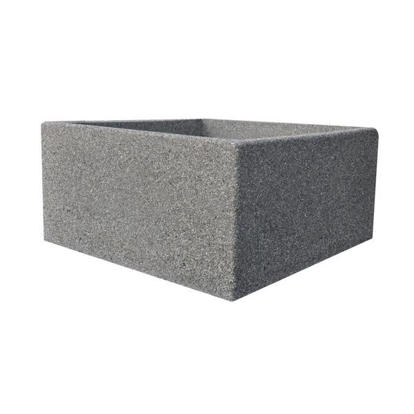 Donica betonowa kwadratowa 100x100x50 kod: 279