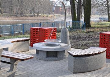 grille betonowe