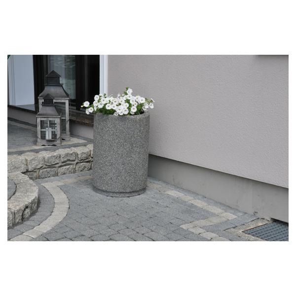 Donica betonowa okrągła 50×75 kod: 203