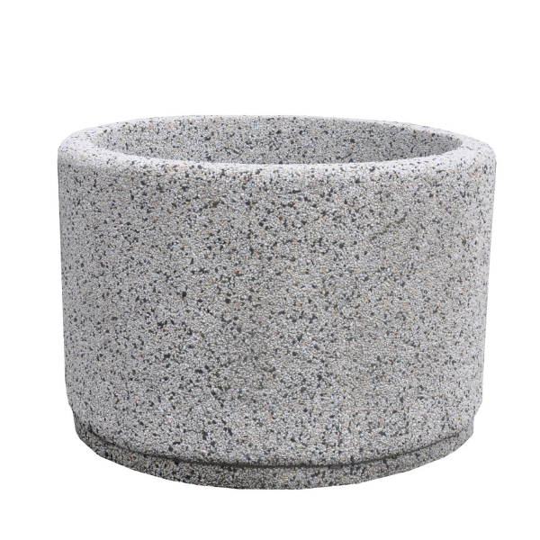 Donica betonowa okrągła 70×50 kod: 205