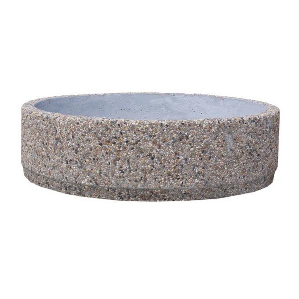 Donica betonowa okrągła 90×30 kod: 206