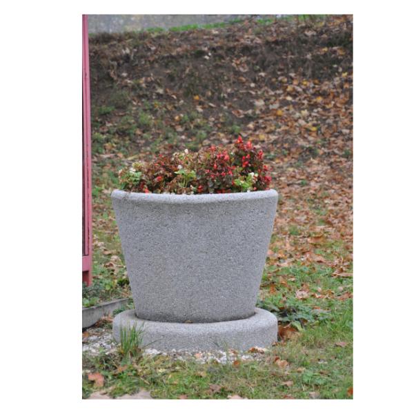 Donica betonowa okrągła 80×73 kod: 220C