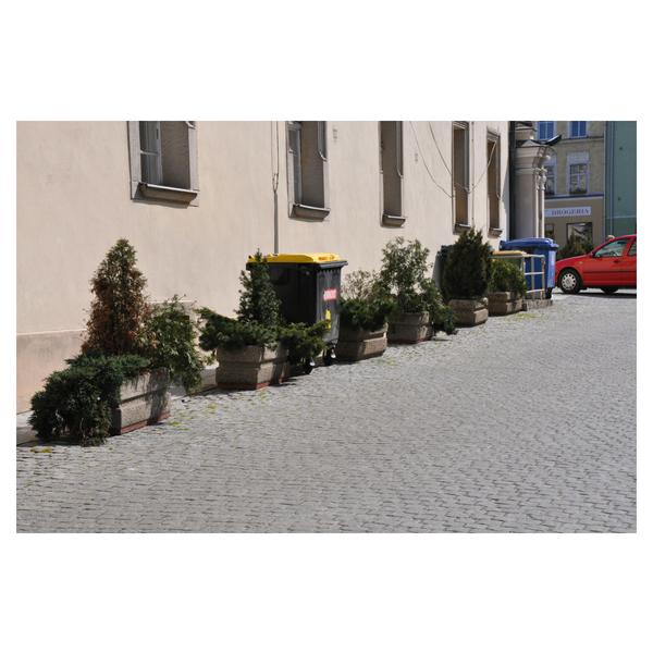 Donica betonowa prostokątna 100x40x40 kod: 243