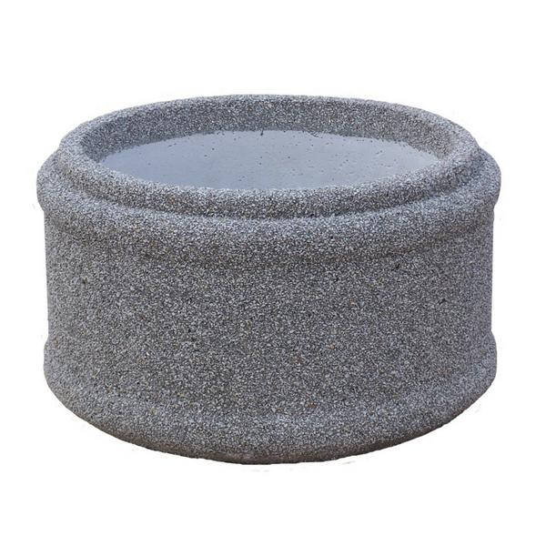 Donica betonowa okrągła 80×50 kod: 248