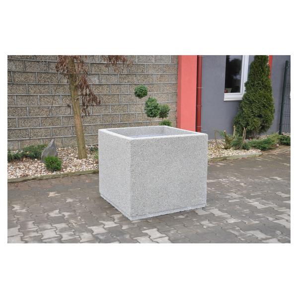 Donica betonowa kwadratowa 90x90x80 kod: 281