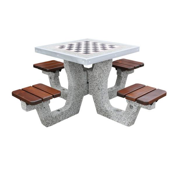 Betonowy stół dogry wszachy/chińczyka kod: 505B