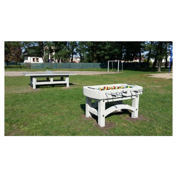 Betonowy stół dogry wpiłkarzyki kod: 510