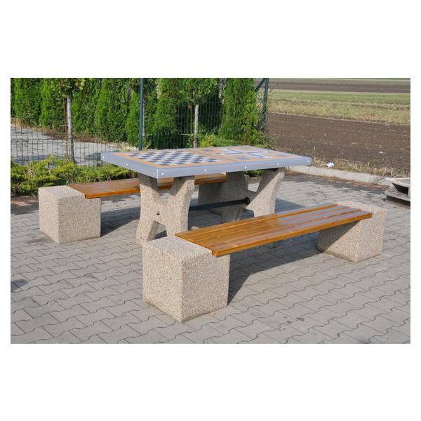 Betonowy stół dogry wszachy/chińczyka kod: 511