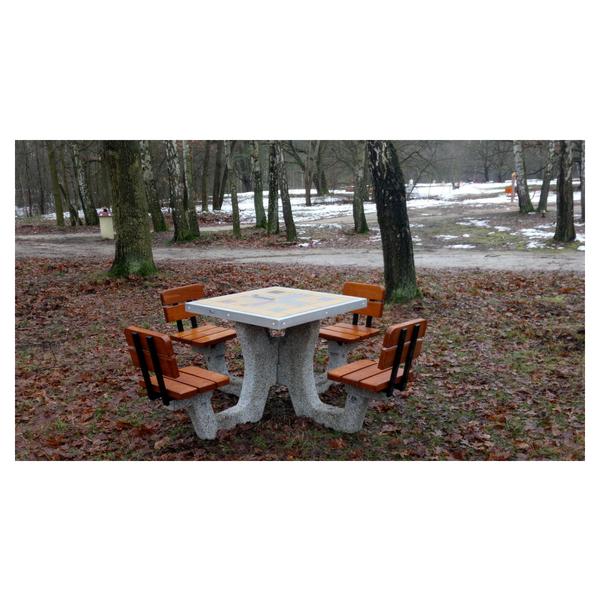 Betonowy stół dogry wszachy/chińczyka kod: 513