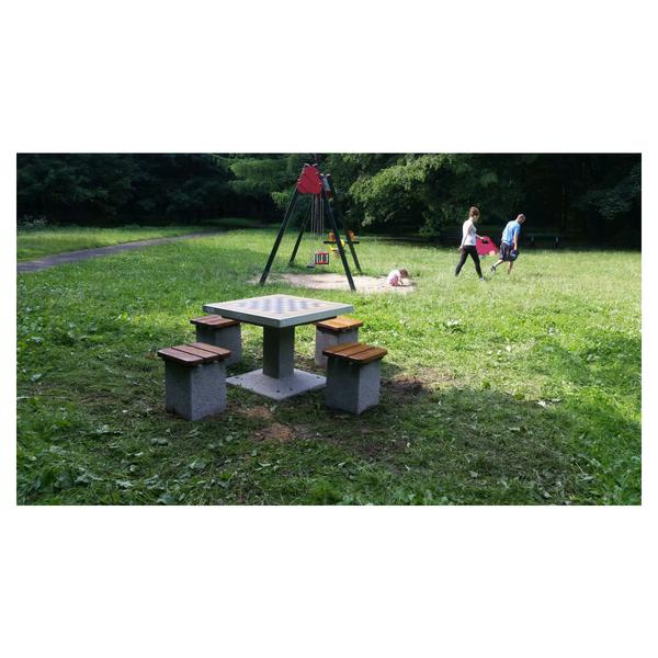 Betonowy stół dogry wszachy/chińczyka kod: 514