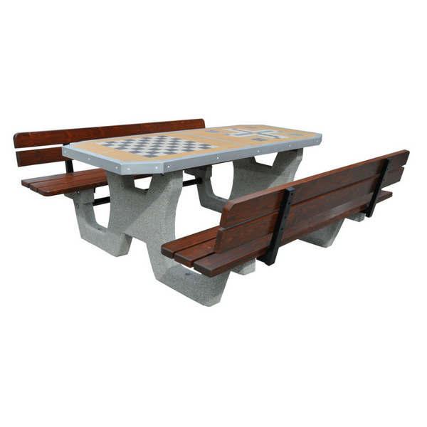 Betonowy stół dogry wszachy/chińczyka kod: 519