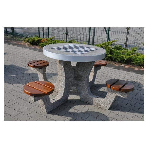 Betonowy stół dogry wszachy/chińczyka kod: 520
