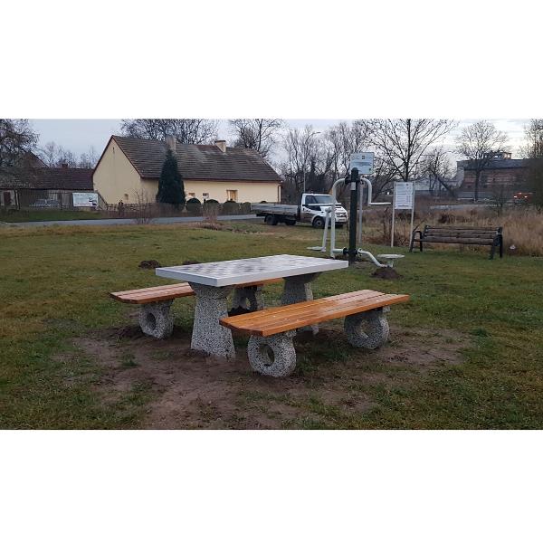 Betonowy stół dogry wszachy/chińczyka kod: 522