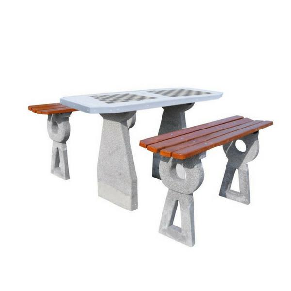 Betonowy stół dogry wszachy/chińczyka kod: 522B