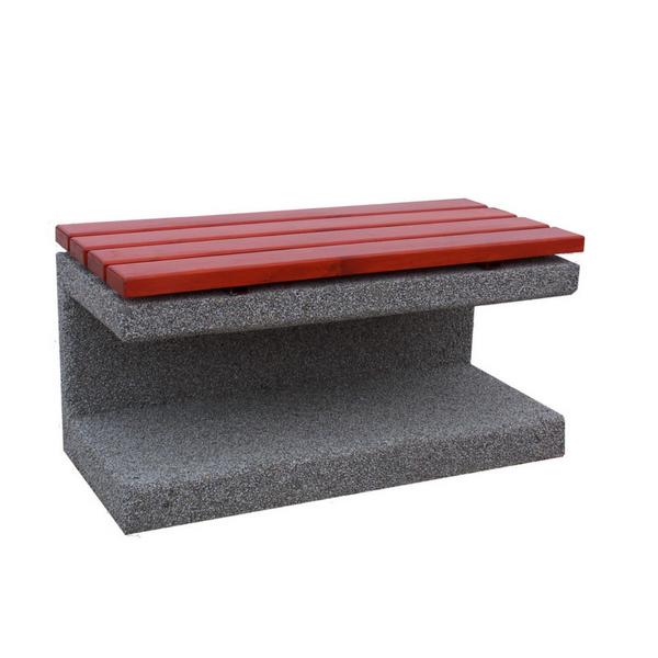 Ławka betonowa kod: 409