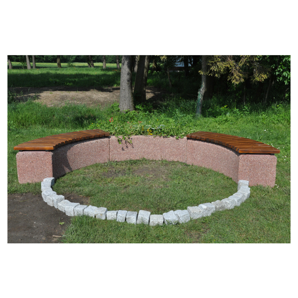Ławka betonowa kod: 411