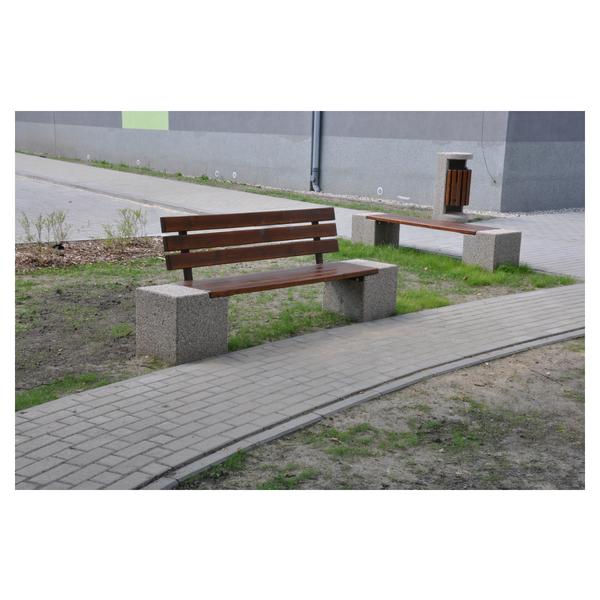 Ławka betonowa kod: 429