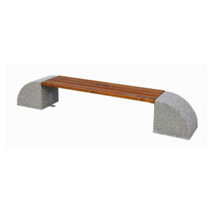 Concrete bench 440a