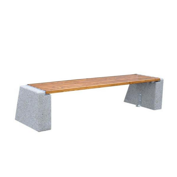 Ławka betonowa kod: 452b
