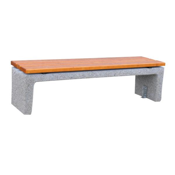Ławka betonowa kod: 453