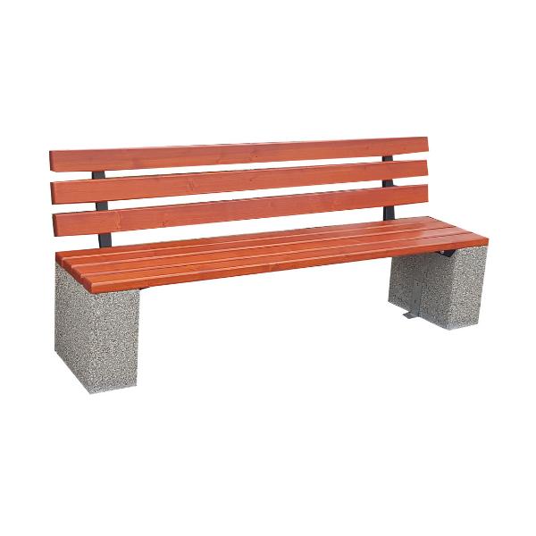 Ławka betonowa kod: 461