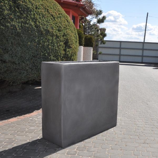 Donica betonowa prostokątna 110x40x100 kod: 289
