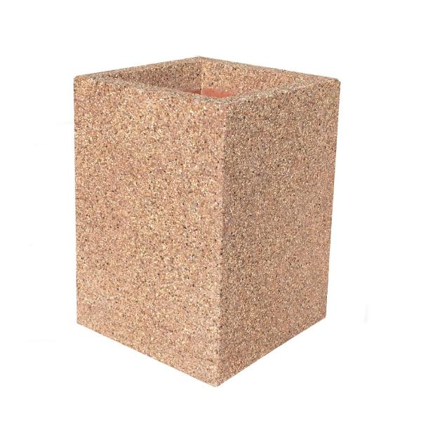 Donica betonowa kwadratowa 65x65x90 kod: 291