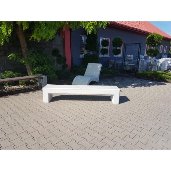 Ławka betonowa kod: 465