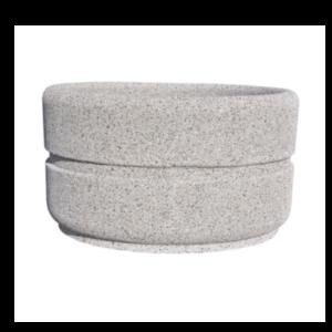 Donice betonowe okrągłe