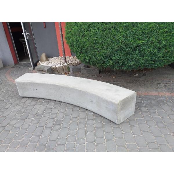 Ławka betonowa kod: 474
