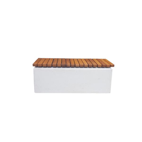 Ławka betonowa kod: 476B