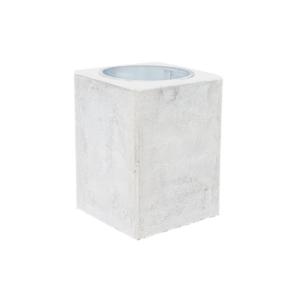 Kosze z betonu architektonicznego