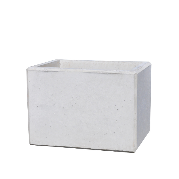 Donica zbetonu architektonicznego prostokątna 70x50x50 kod: 299